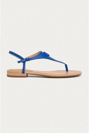 LAUREN RALPH LAUREN Kožené sandály