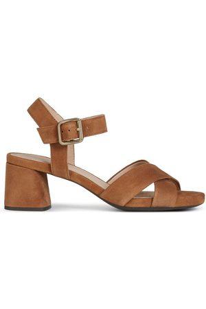 Geox Kožené sandály