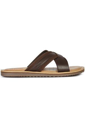 Geox Muži Pantofle - Pantofle