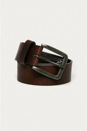 Jack & Jones Muži Pásky - Kožený pásek