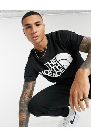 The North Face Muži S krátkým rukávem - Standard t-shirt in black