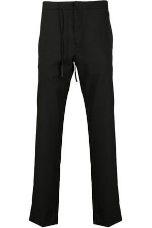 Maison Margiela Muži Společenské - Four stitch detail tailored trousers