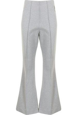 Ground Zero Bootcut-leg trousers