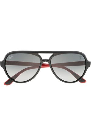 Ray-Ban Ferrari aviator sunglasses