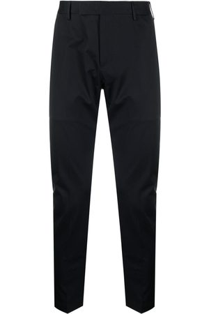 PT01 Cropped skinny-fit trousers