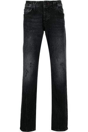 Philipp Plein Skull Supreme straight-cut jeans