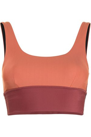 The Upside Ženy Sportovní - Murti Daisy two-tone sports bra