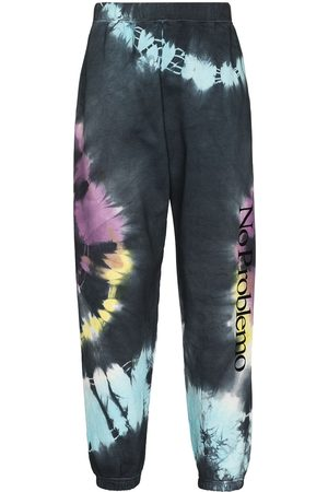 ARIES No Problemo tie-dye track pants