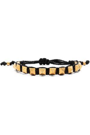 VALENTINO GARAVANI Muži Náramky - Rockstud adjustable bracelet