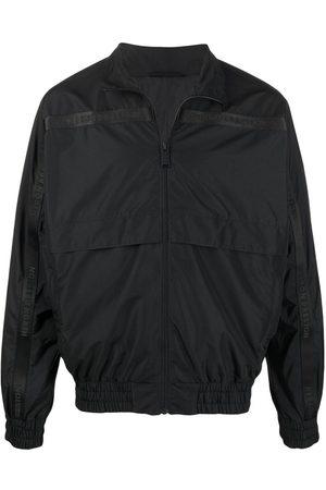 Heron Preston Muži Bundy - HP spray windbreaker jacket