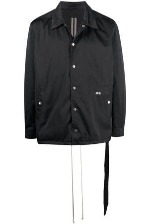 Rick Owens Muži Bombery - Snap-button jacket