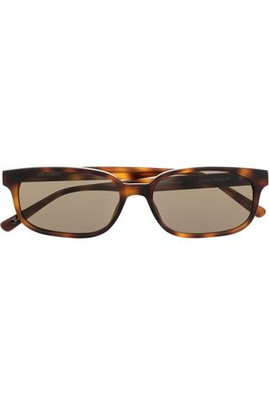The Attico Tortoiseshell effect sunglasses