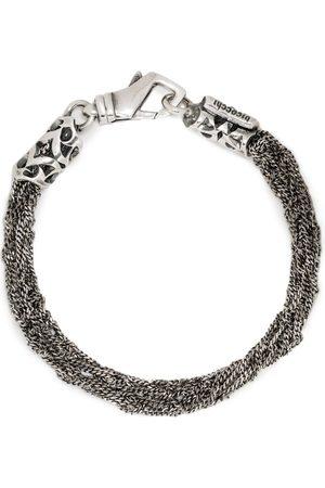 EMANUELE BICOCCHI Náramky - Crocheted chain bracelet