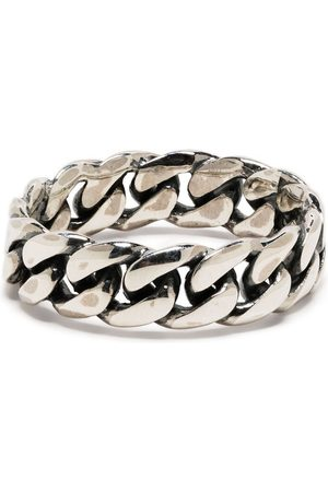 EMANUELE BICOCCHI Prstýnky - Chain-link ring