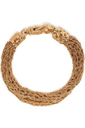 EMANUELE BICOCCHI Náramky - Crocheted bracelet