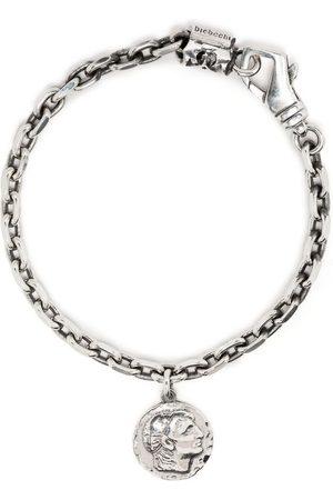 EMANUELE BICOCCHI Náramky - Coin charm bracelet