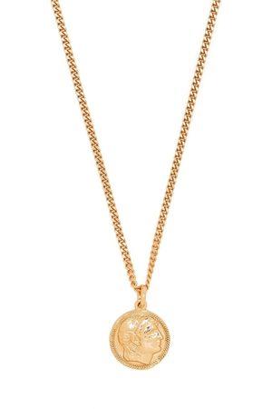 EMANUELE BICOCCHI Náhrdelníky - Coin-pendant necklace
