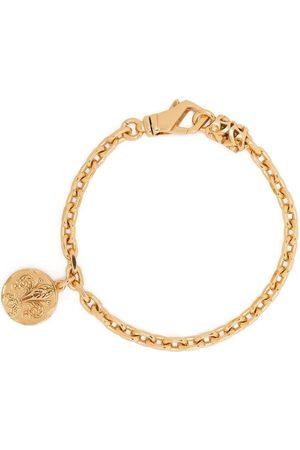 EMANUELE BICOCCHI Náramky - Coin-pendant chain-link bracelet
