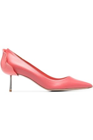LE SILLA Sculpted-heel pumps