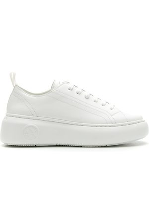 Armani Exchange Platform low-top sneakers