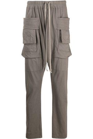Rick Owens Creatch cargo drawstring trousers