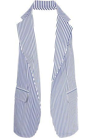 Comme des Garçons Muži Saka - Striped blazer-vest