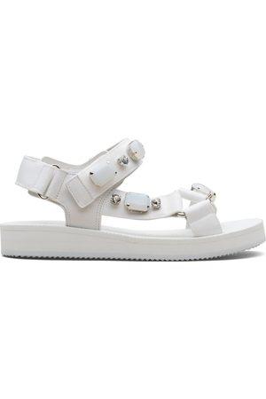CAR SHOE Ženy Sandály - Crystal-embellished sandals