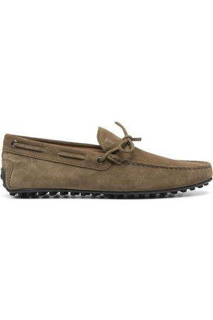 Tod's Bow-detail moccasin loafers
