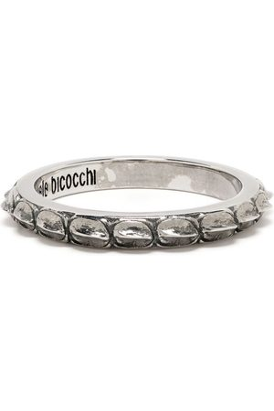 EMANUELE BICOCCHI Prstýnky - Croc band ring