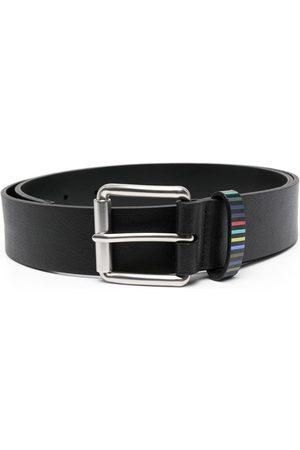 Paul Smith Muži Pásky - Stripe trim belt