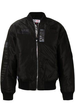 AAPE BY A BATHING APE Muži Bombery - Padded bomber jacket
