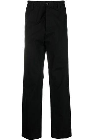 Marni Straight-leg cotton trousers