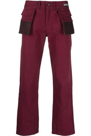 U.P.W.W. Five-pocket regular trousers