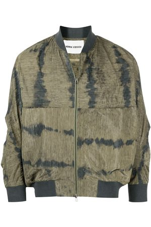 HENRIK VIBSKOV Muži Bombery - Match bomber jacket