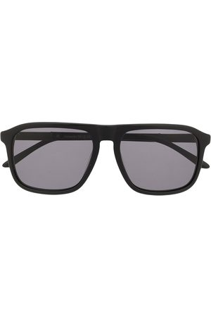 Alexander McQueen Muži Sluneční brýle - Square-frame sunglasses