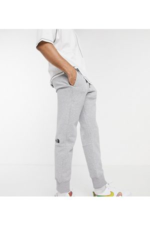 The North Face Muži Tepláky - Fleece joggers in grey Exclusive at ASOS