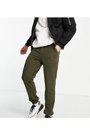 Sixth June Muži Tepláky - Essential joggers in khaki exclusive at ASOS-Green