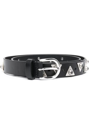 Isabel Marant Ženy Pásky - Buckle-fastening studded belt