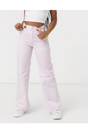 Cotton On Straight leg trouser in pink