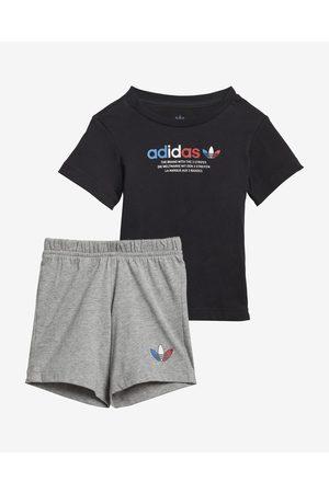adidas Muži Košile - Adicolor Set dětský