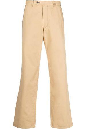 Phipps Muži Široké nohavice - Organic cotton flared trousers