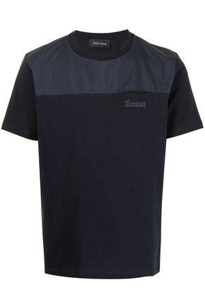 HERNO Laminar panelled T-shirt
