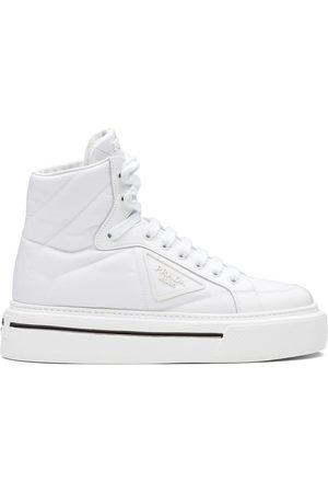 Prada Ženy Tenisky - High-top lace-up sneakers