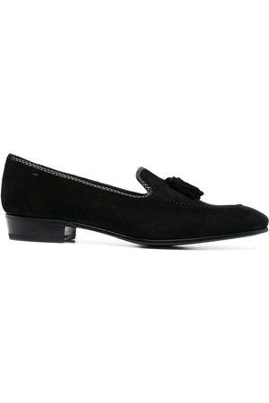 LIDFORT Tassel detail loafers