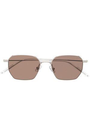 Gentle Monster Sluneční brýle - Bowly square-frame sunglasses