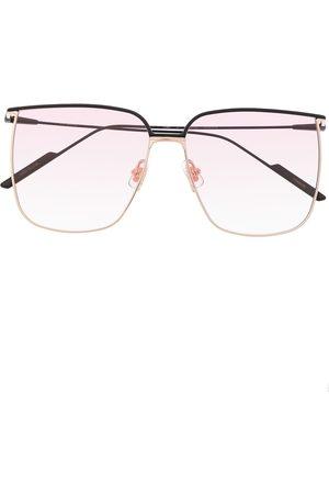 Gentle Monster Sluneční brýle - Square-frame sunglasses
