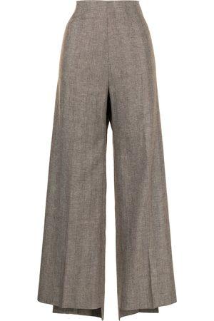 Gia Studios Wide-leg trousers