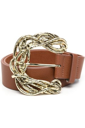 B-Low The Belt Squiggle-buckle belt