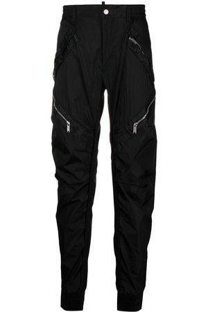 Dsquared2 Muži Tepláky - Tapered track pants