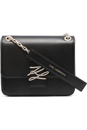 Karl Lagerfeld Autograph shoulder bag